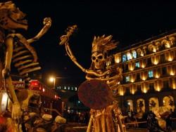 El Día de Muertos es Patrimonio Cultural Intangible de la Humanidad