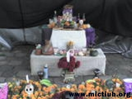 Ofrenda Mictiuh 2007