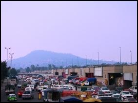 Cerro de la estrella, huixachtecatl