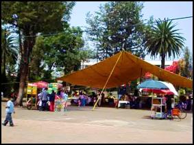 Megaofrenda UNAM 2008