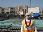 Mictli en la Gran Tenochtitlan
